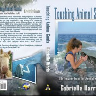 Kniha Touching animal soul v originálu