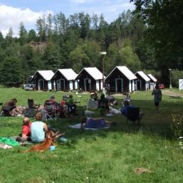 Letní tábor Strach a agrese